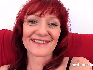 Red Heat MILF Frau Obergeil